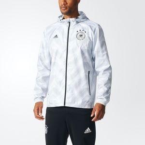 Adidas Deutscher Fussball-Bund Windbreaker